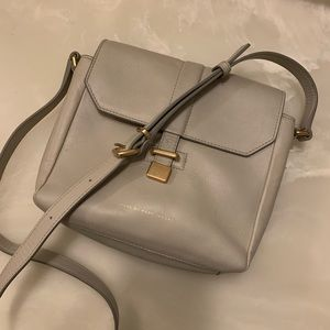 Marc by Marc Jacobs Cream Shoulder Handbag Purse